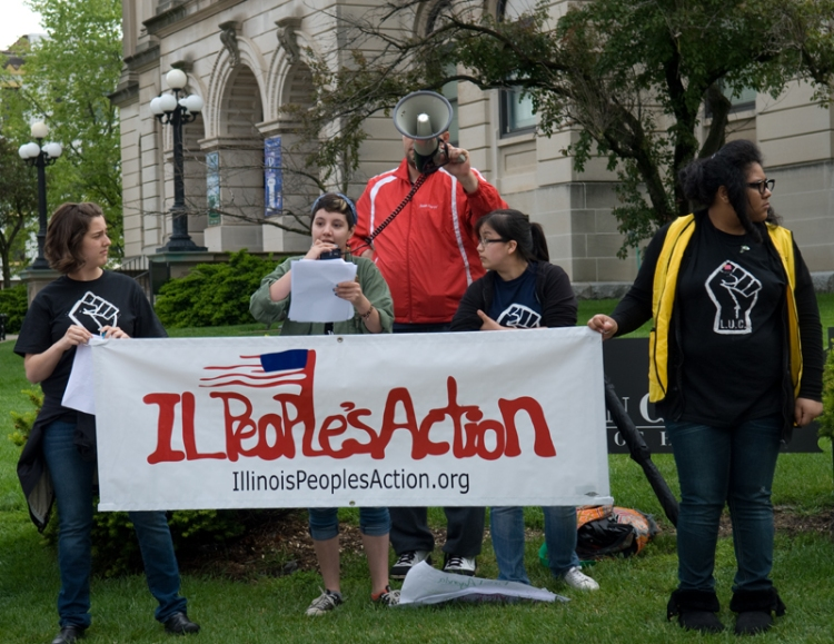 Mayday Rally - Illinois People's Action