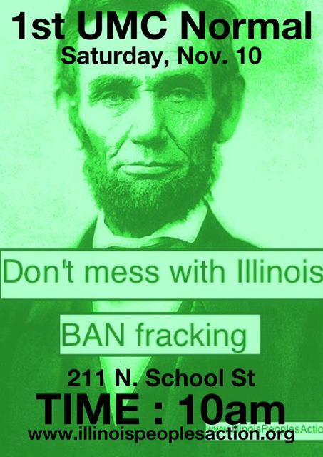 Ban Fracking in Illinois