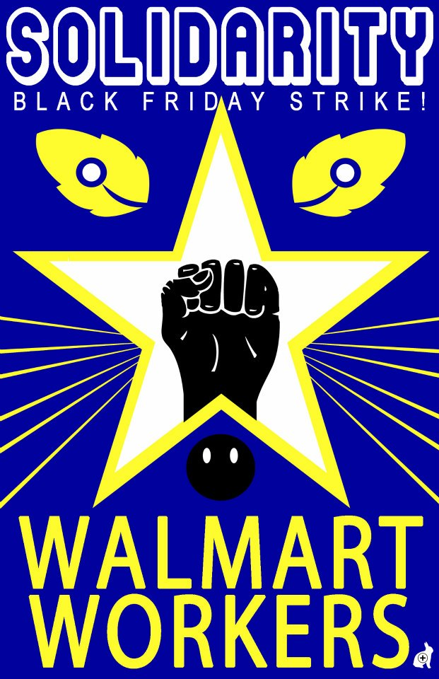 Solidarity with WalMart Workers