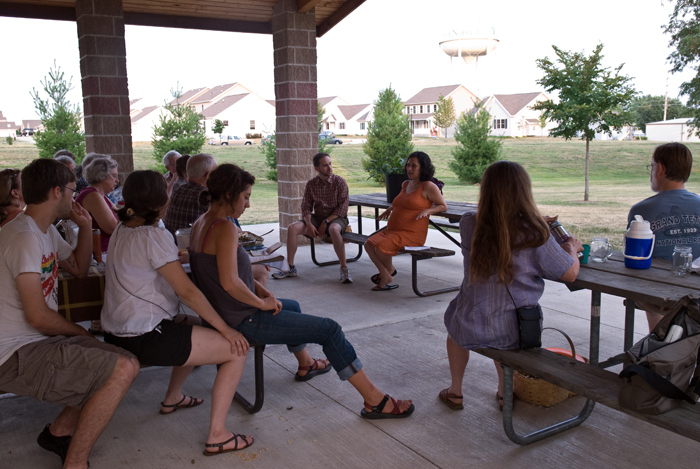 Vision 2020 Picnic on Permaculture