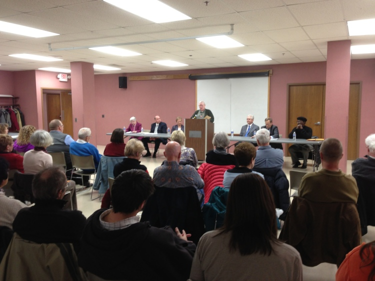 Citizens for Justice Options, Community Forum