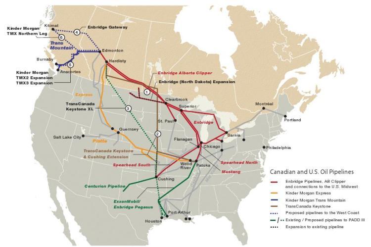 oil pipeline spills usa - Ecosia