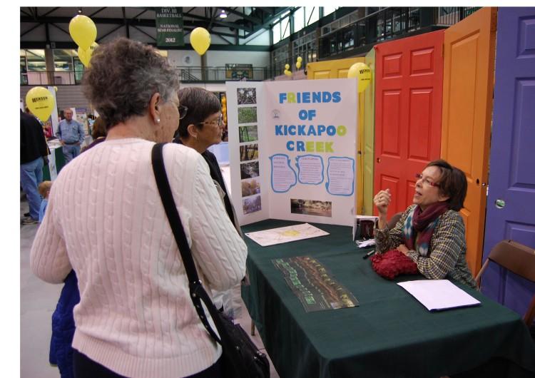 Friends of Kickapoo Creek