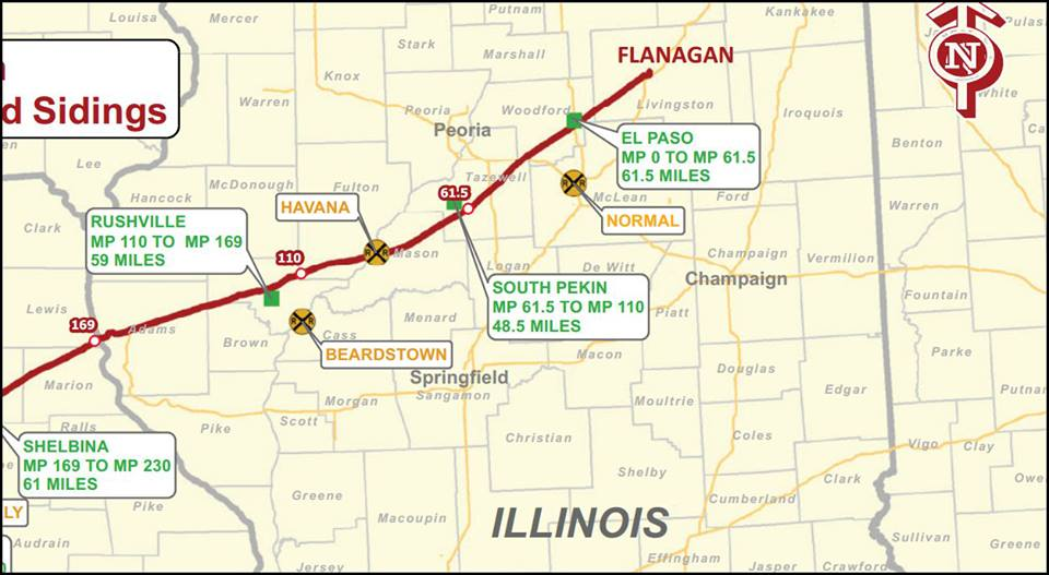 Tar Sands Oil Coming To Illinois  Just BloNo