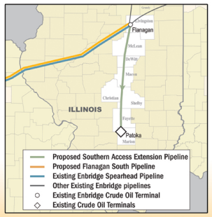 Southern Access Extension Pipeline