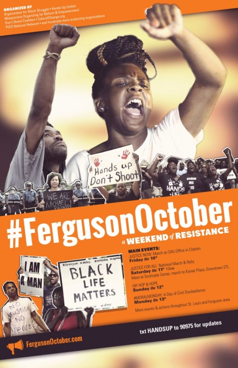 Ferguson October